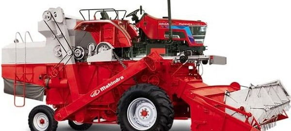 Combine on 6560 2WD
